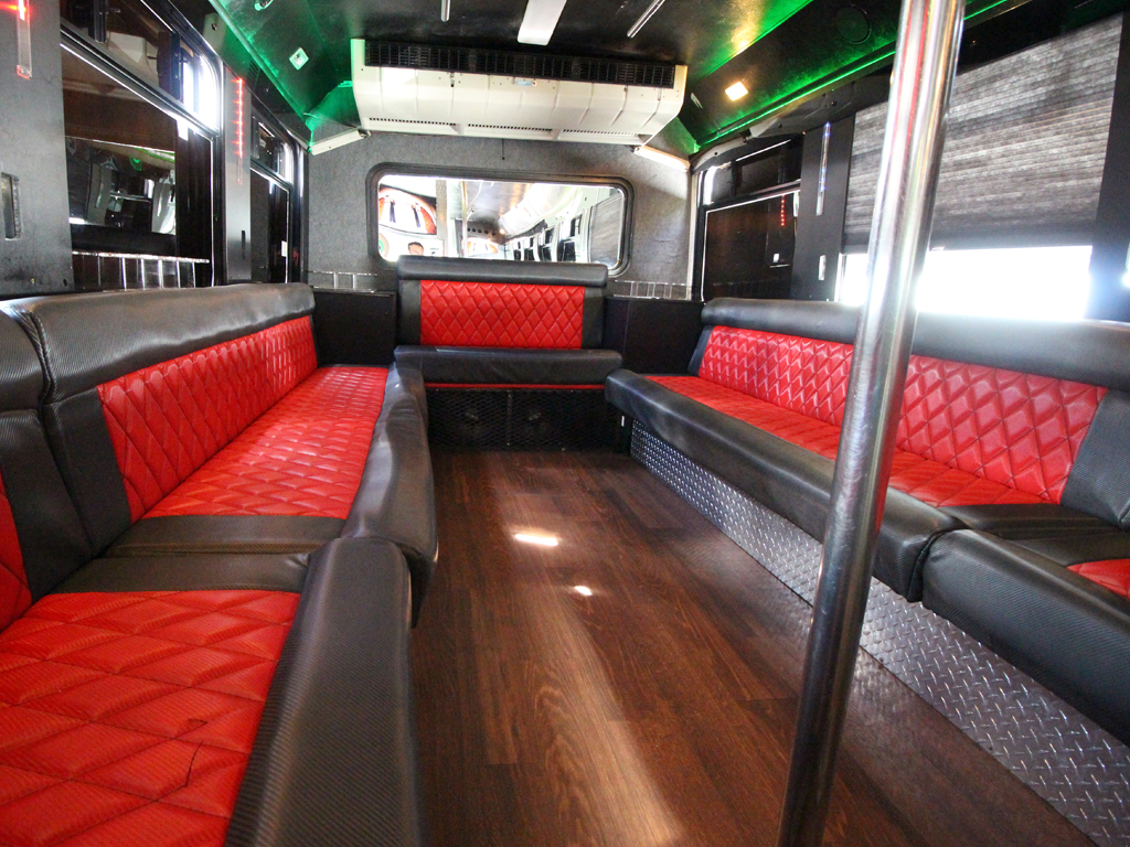 orlando party bus by l3limo - 40 guests